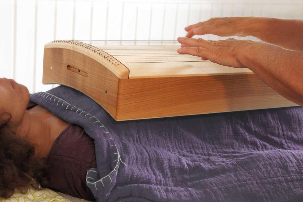 Klangmassage mit Körpertambura